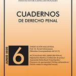 Cuadernos de Derecho Penal N°6